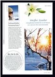 Magazin Cosmia Januar 2011